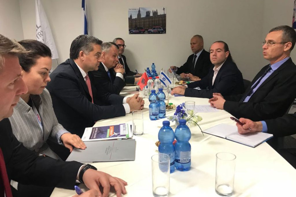 Direct flights from Albania to Israel