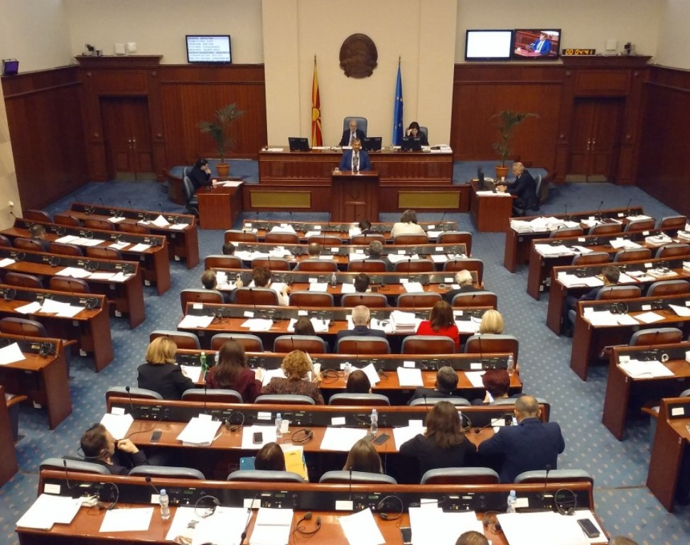 Bill on languages is blocked, VMRO-DPMNE doesn't withdraw