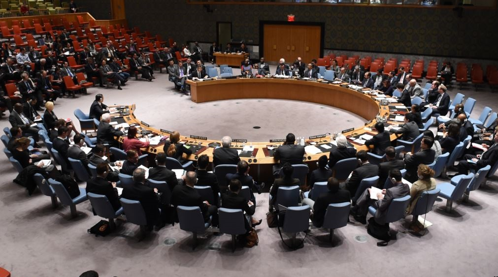 UN Security Council debates on Kosovo