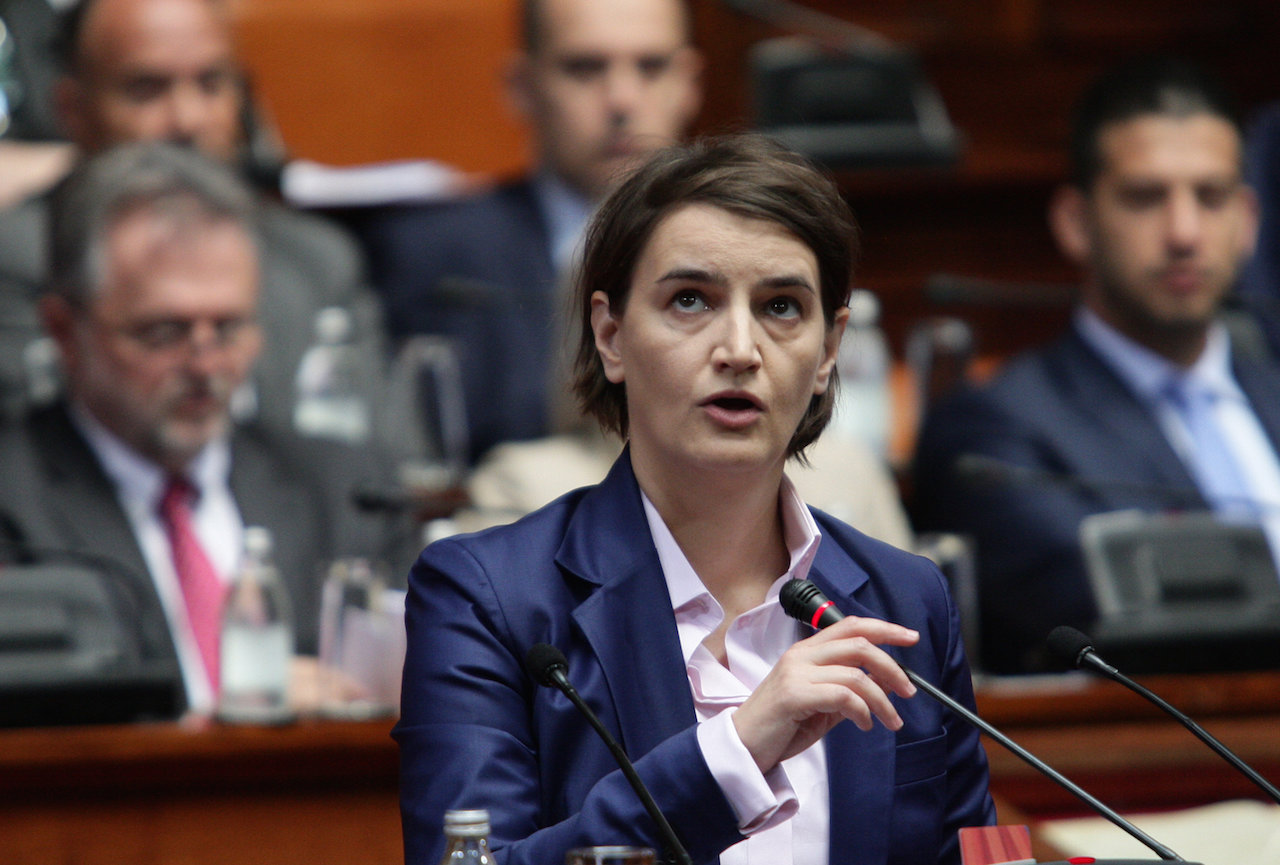Serbia 'happy and proud' over EU strategy