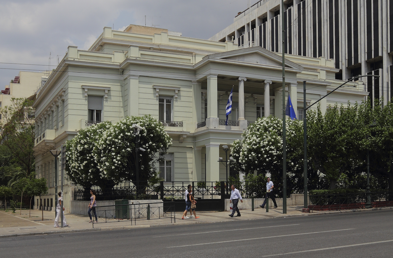 Greek Foreign ministry: 'We welcome fYROMacedonia's decision'