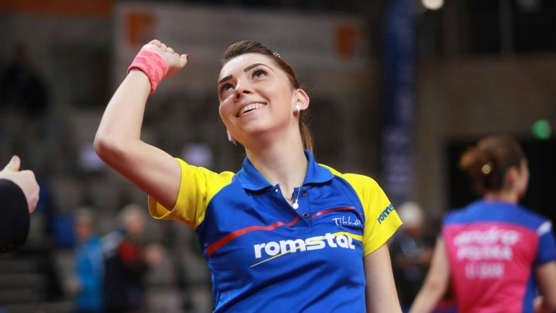 ITTF Europe Top-16 Cup tournament title won by Bernadette Szocs
