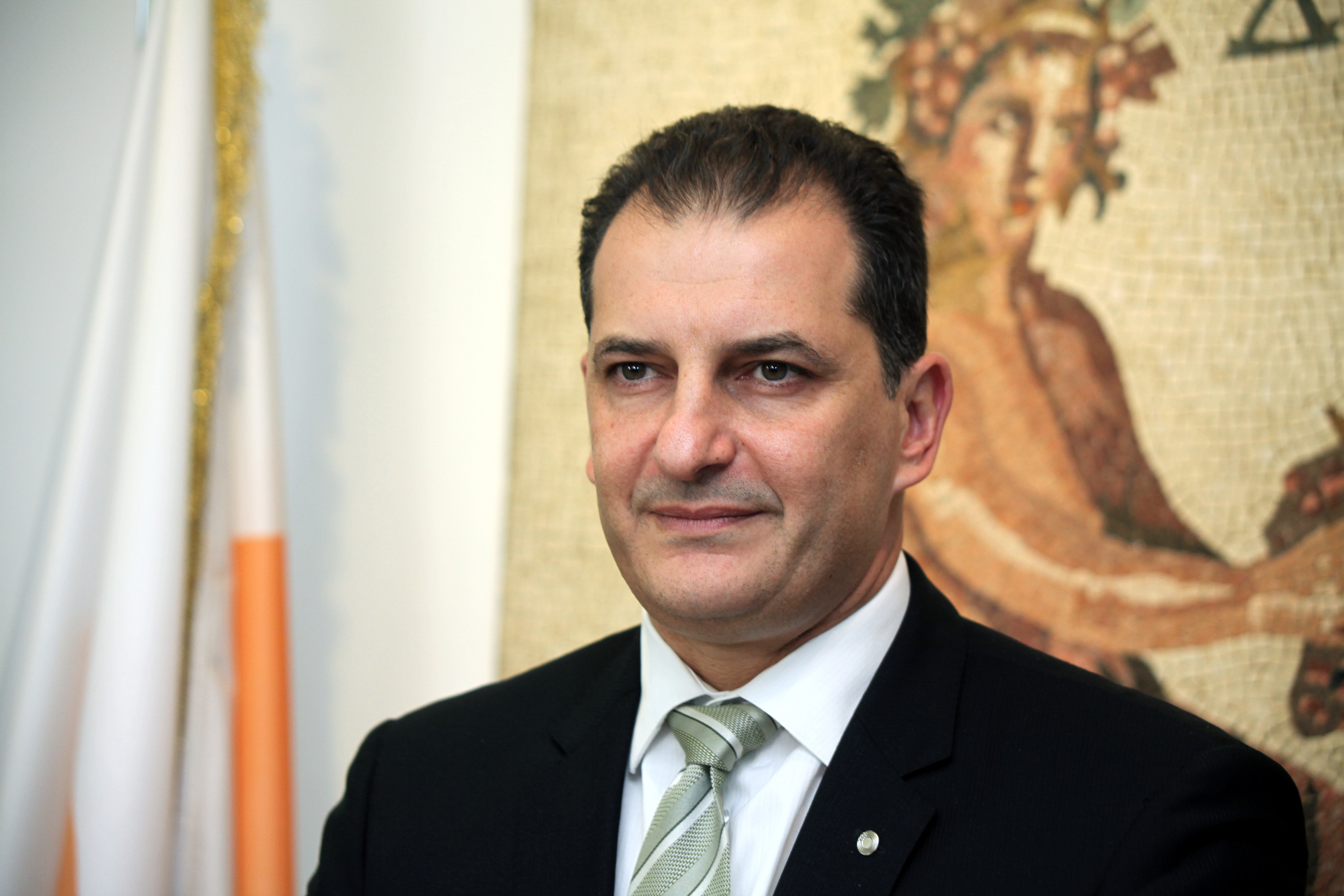 """Results from drilling at the """"Calypso"""" project encouraging, says Cypriot Energy Minister"""