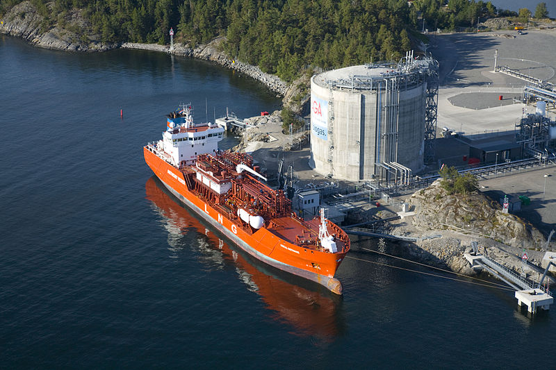 Croatian governmental decision about LNG terminal on Krk