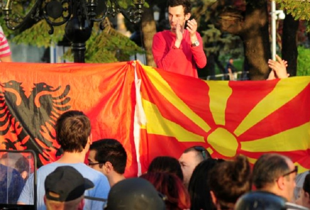 Albanians in FYROM and the proposals on the name