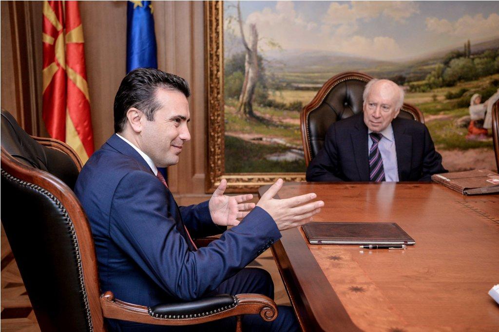 Zaev, Ivanov and Mickoski do not want national identity to be threatened
