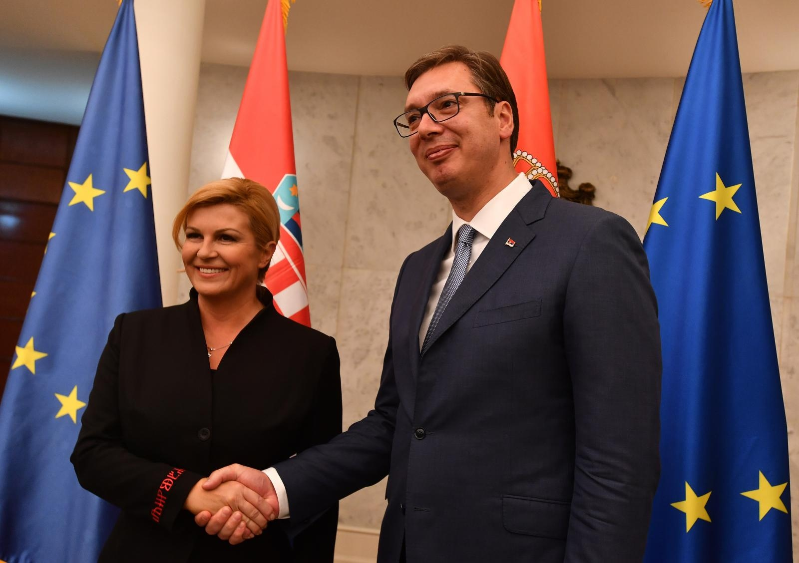 Vucic accepts invitation to visit Zagreb