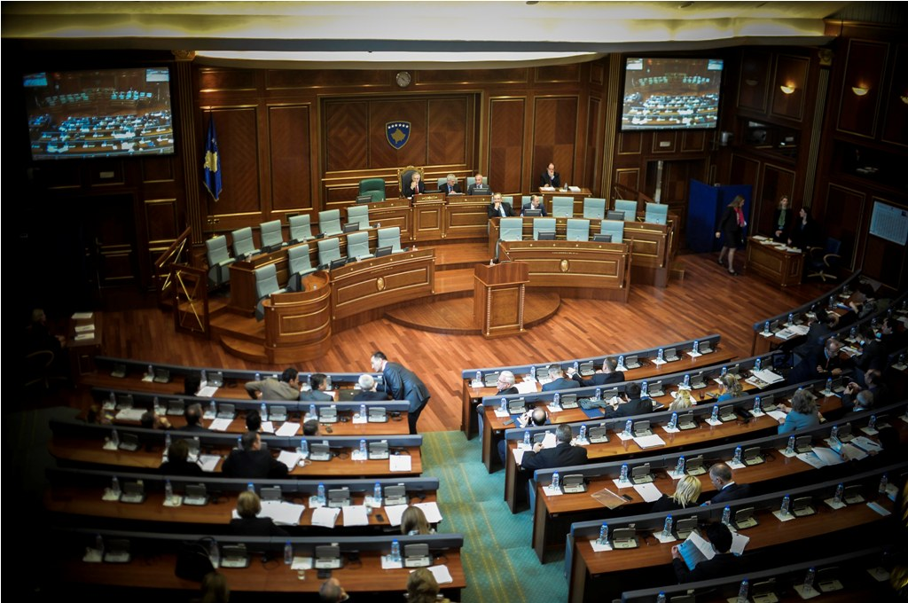 Parliament in Kosovo adopts the platform for dialogue