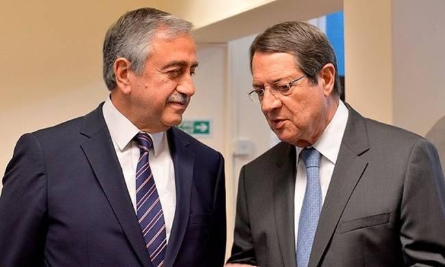 Anastasiades – Akinci agree to meet on April 16