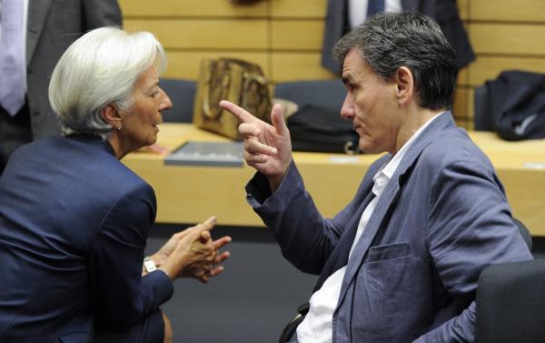 Surplus… against the IMF