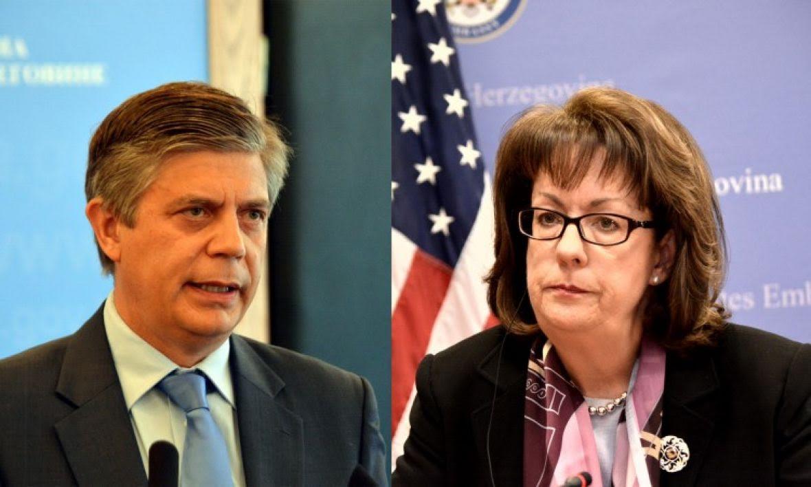 U.S. and EU sent sharp message to BiH politicians