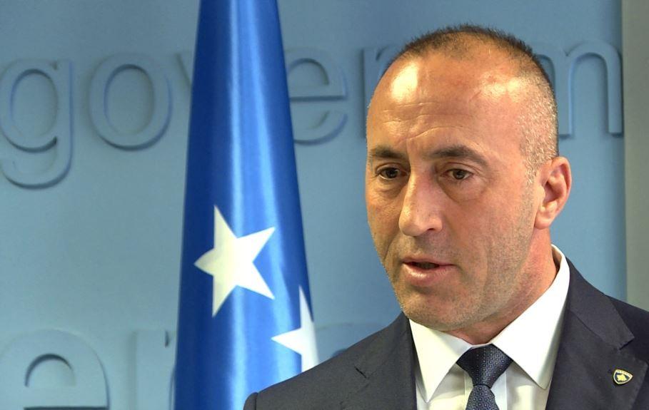 Prime Minister of Kosovo sacks the Interior minister