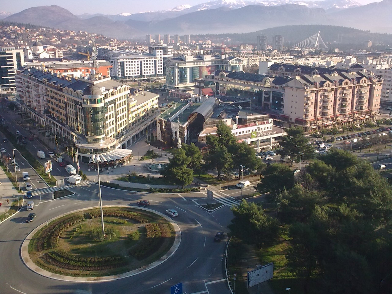 36 key priority infrastructure projects for Montenegro