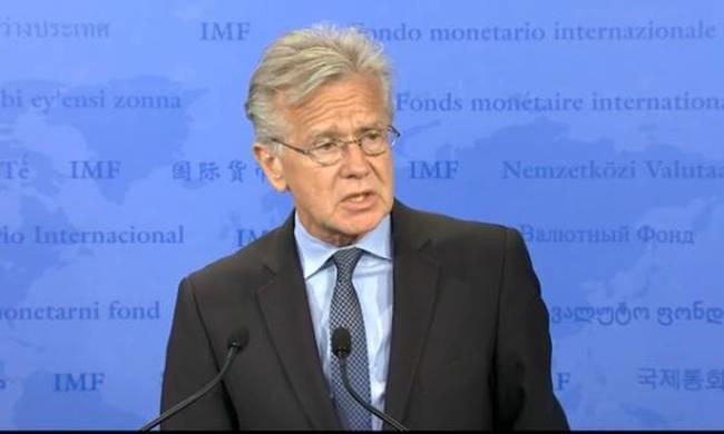 ΔΝΤ: Έχουν εντατικοποιηθεί οι συζητήσεις για το ελληνικό χρέος