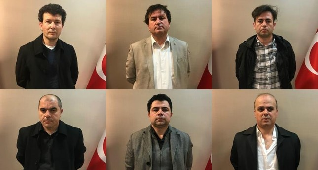Επιχείρηση της ΜΙΤ στο Κόσοβο και μεταφορά 6 μελών FETO στην Τουρκία