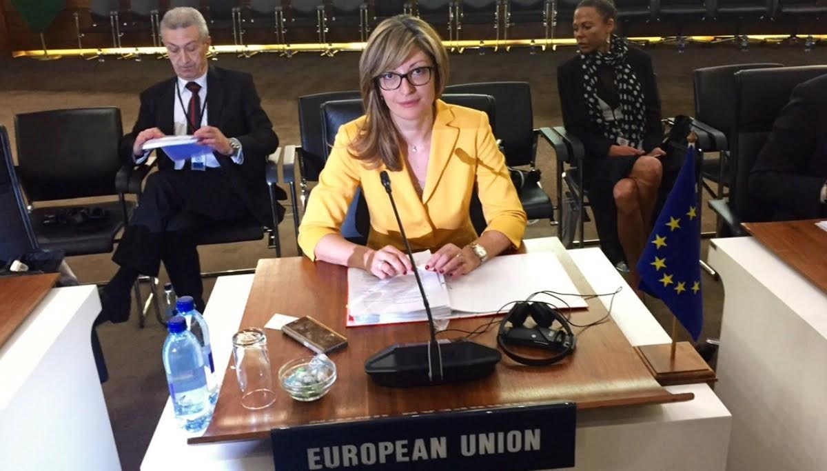 EU approved 15M euro security package for southern Africa – Bulgarian FM Zaharieva