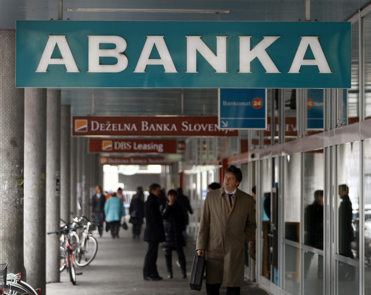 Slovenian Abanka sells Aleasing subsidiary to Sparkasse
