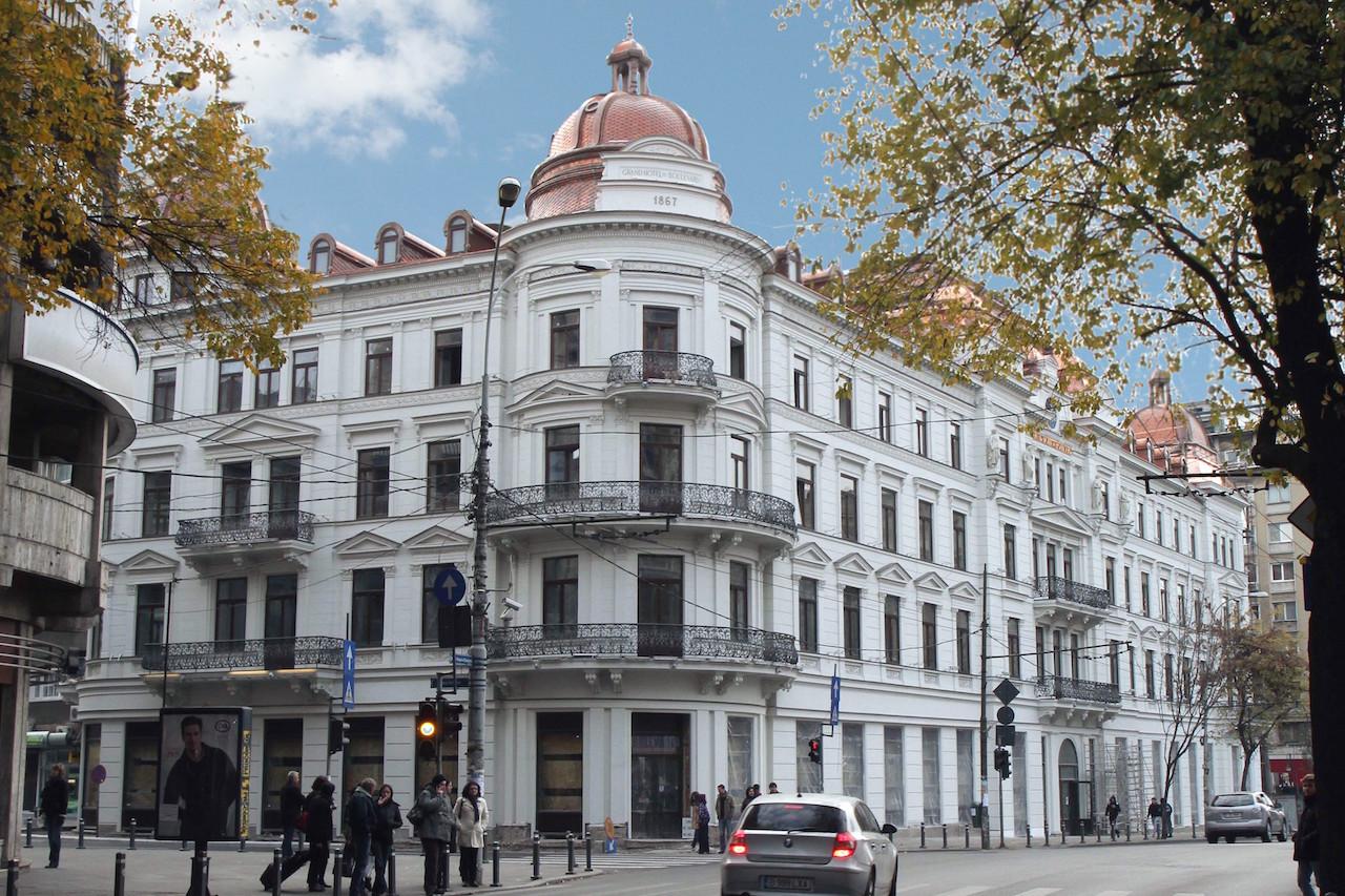 Bucharest Grand Hotel du Boulevard reopens