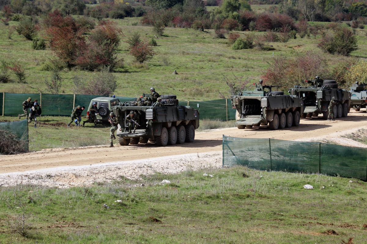 Dodik continues to raise his voice against a still non-existent military exercise