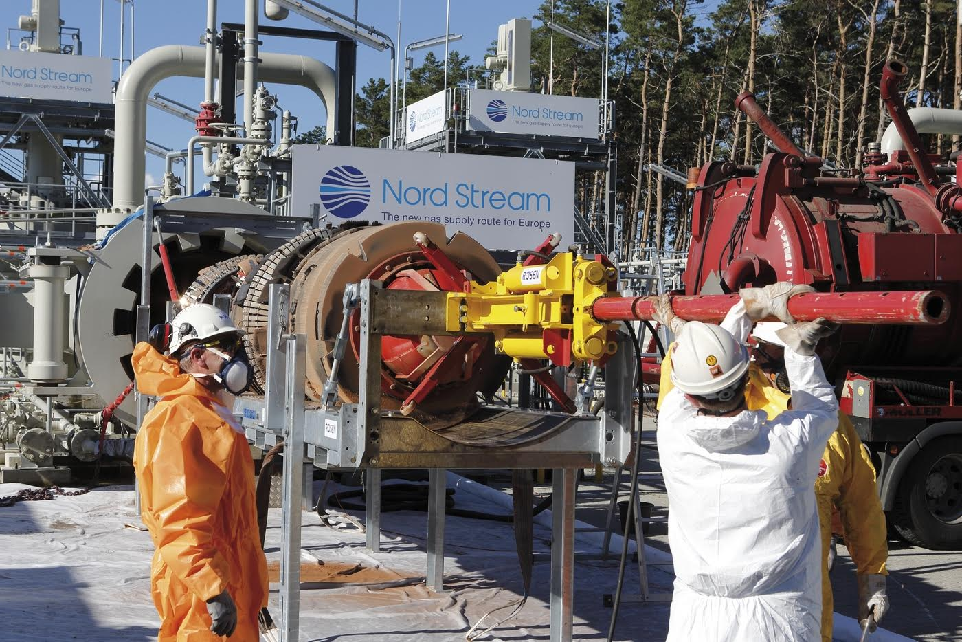 Green light from Germany for the Nord Stream II pipeline. What's next?