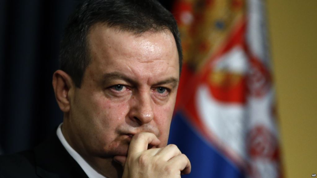 Dacic: Serbia is asked to express its position on the Skripal case