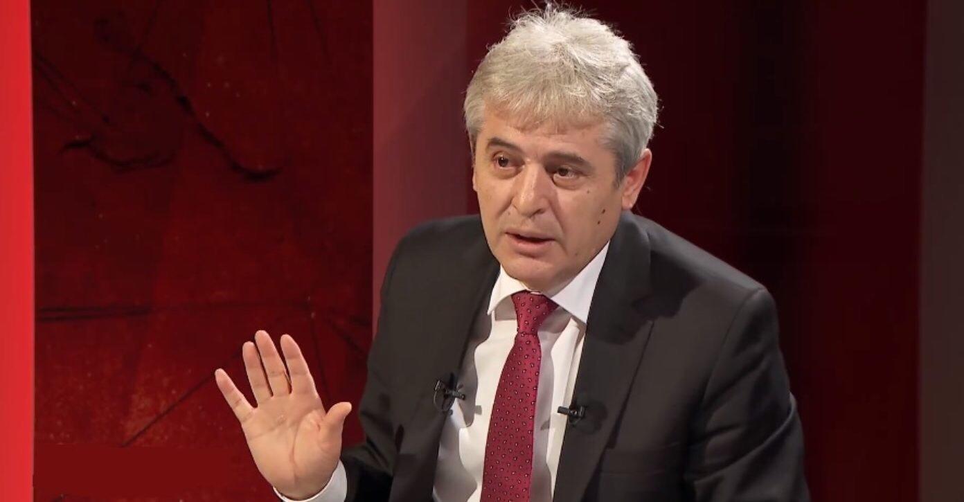 """The """"Census"""" case and the future of Ali Ahmeti"""