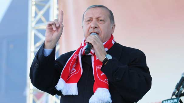 Erdogan sends messages to the EU before the Varna meeting