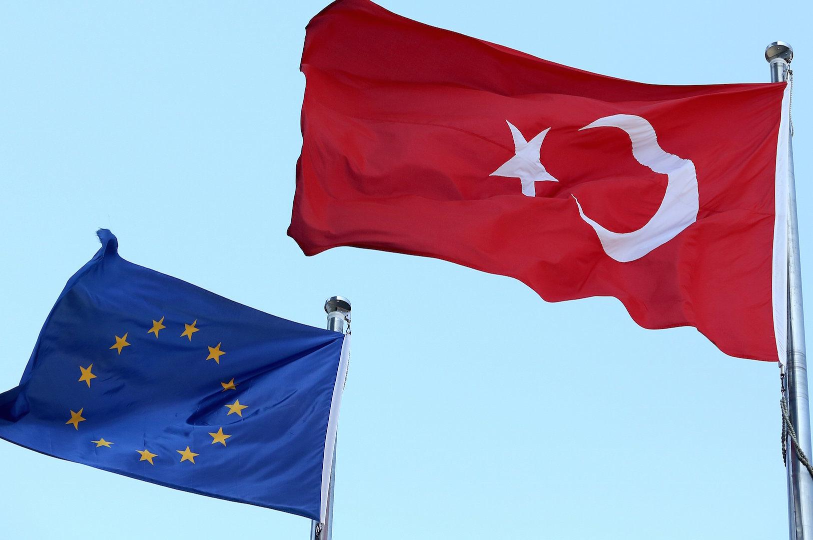 EU-Turkeyready to meet at Varna Summit onMarch 26