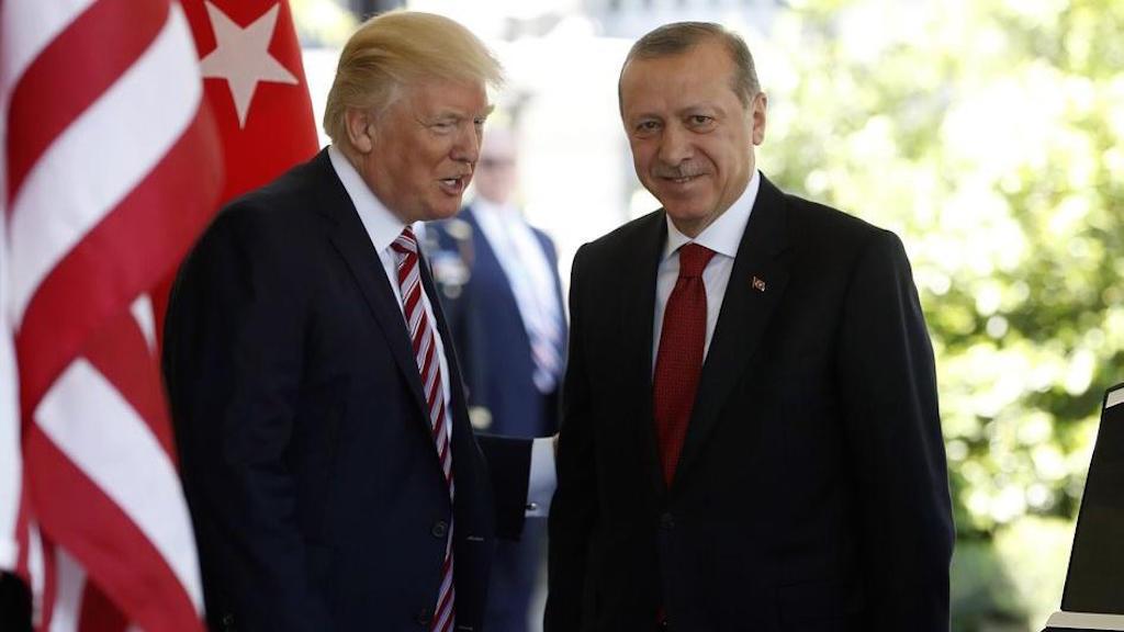 Erdogan – Trump agree to strengthen bilateral ties