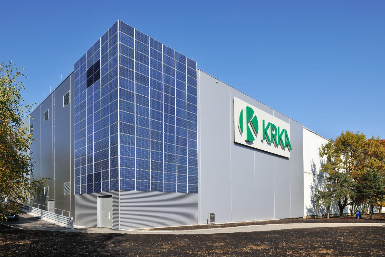 Krka pharma ups net profit for 2017