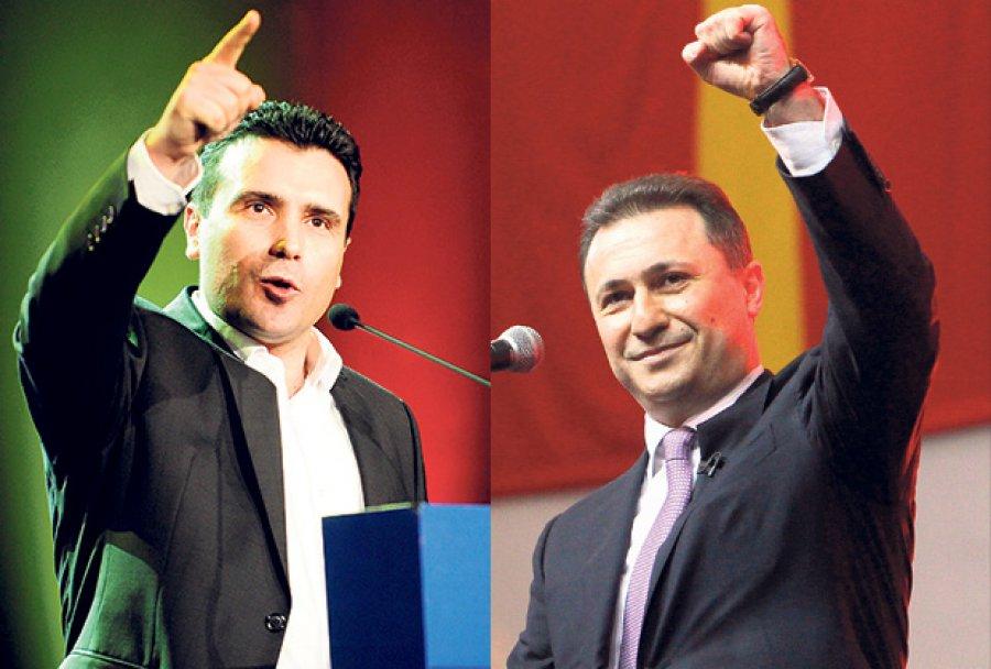 Popovski compares Zaev-Gruevski governments' spending