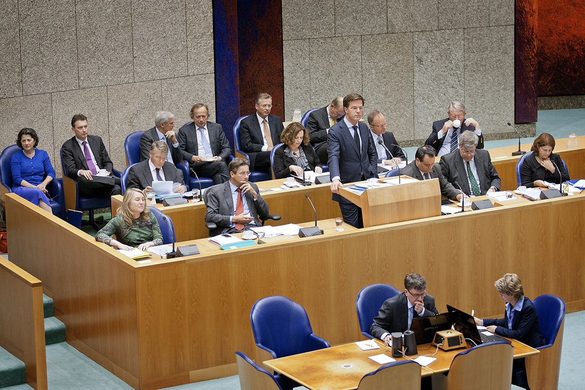 Refugee crisis:Dutch PM praises Turkey, slams Greece