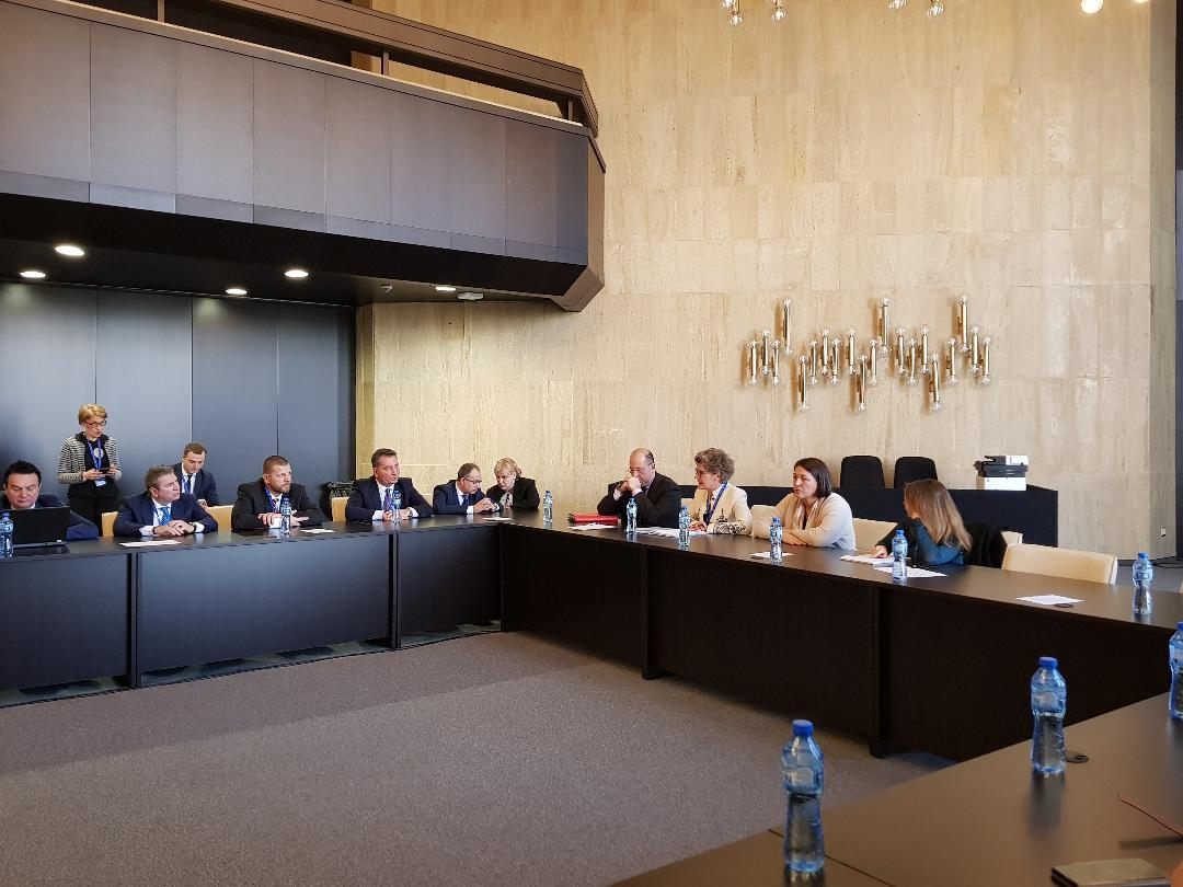 Gjiknuri in Sofia: Joint infrastructural projects in the region