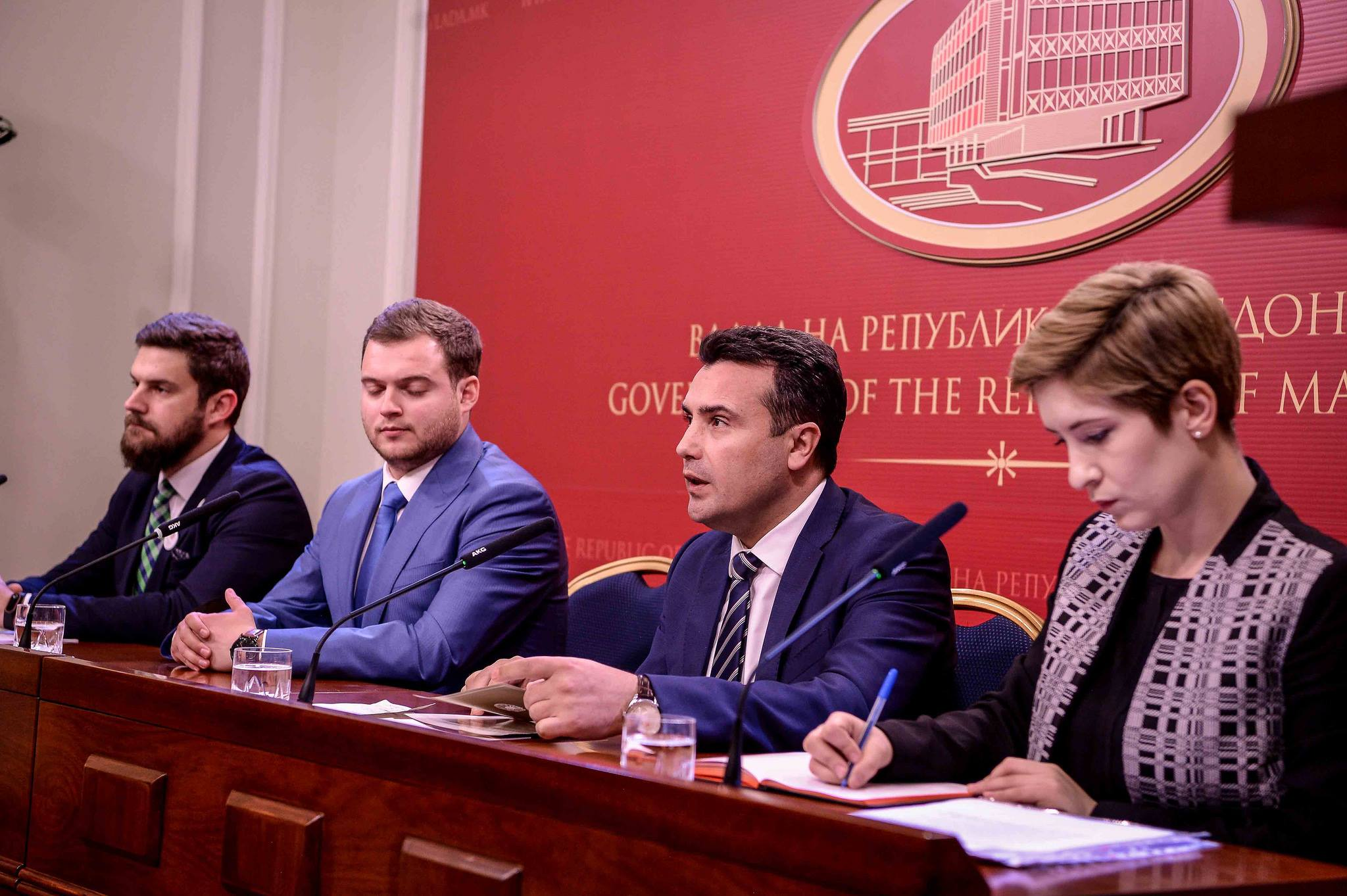 Zaev: Kotzias' arrival in Skopje is very important