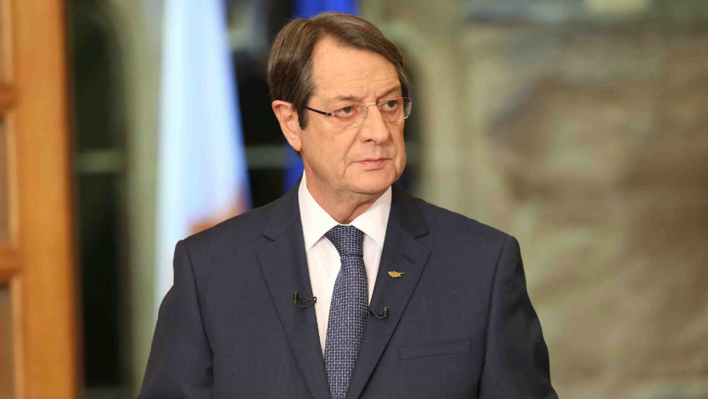 President Anastasiades goes to Brussels to attend the European Council