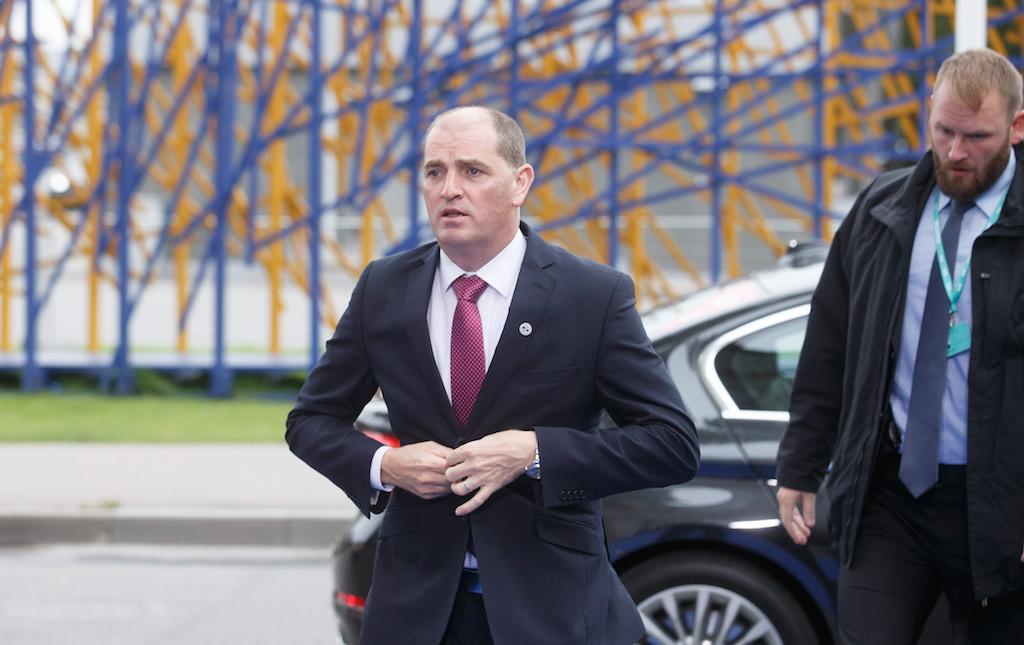 Paul Kehoe: Trust & communication pivotal to Cyprus peace process success