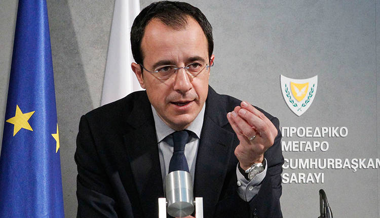 Christodoulides departs for Brussels to participate in the Foreign Affairs and General Affairs Councils of the EU
