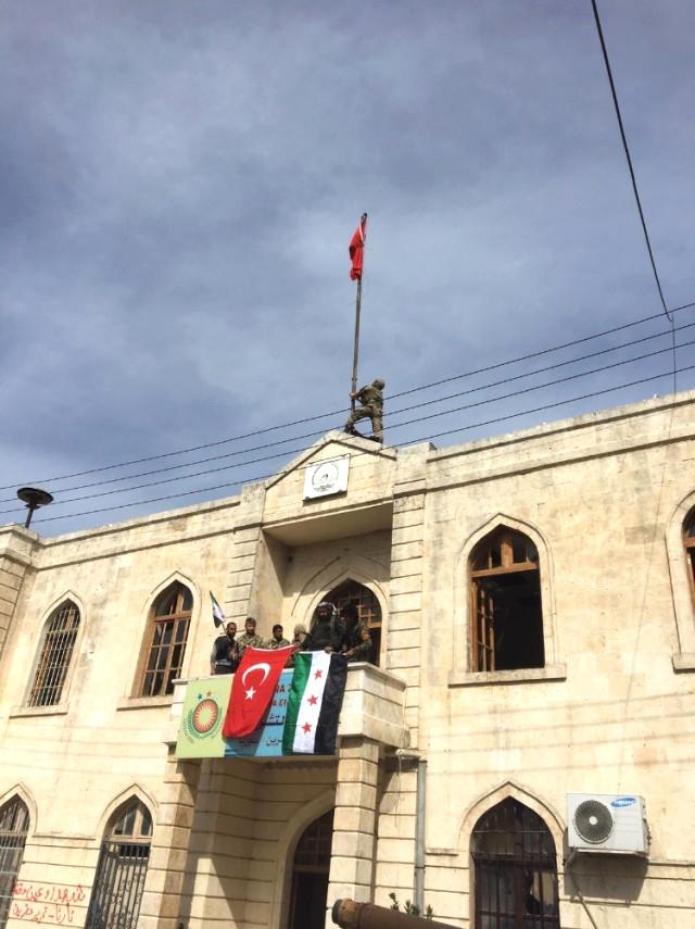 Erdogan: «Πήραμε το Afrin»