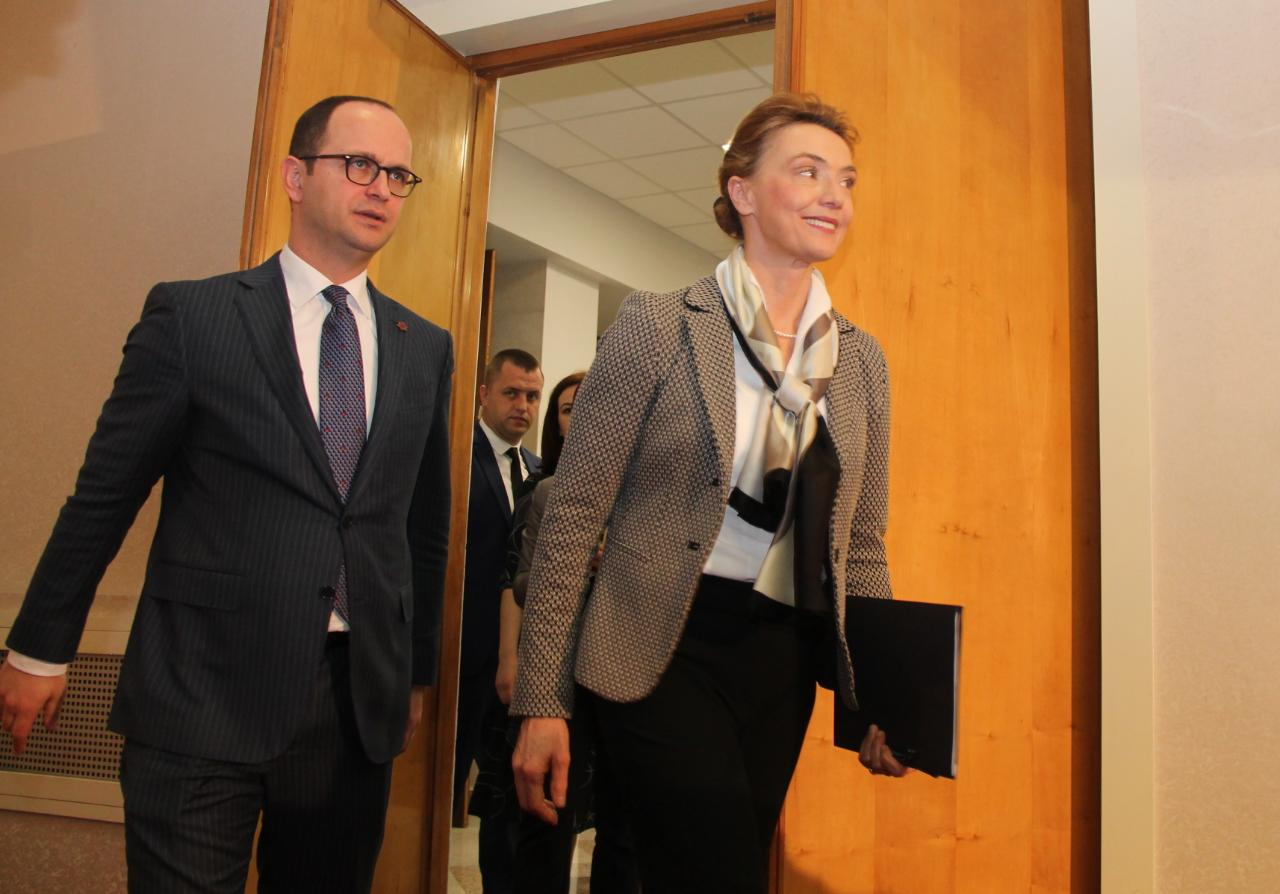 Croatia: We will support the start of accession talks between Albania and the EU