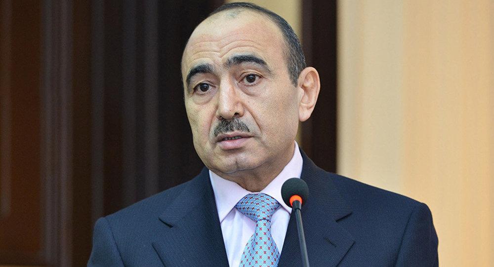 Azerbaijan's Deputy President supports Turkey over Afrin