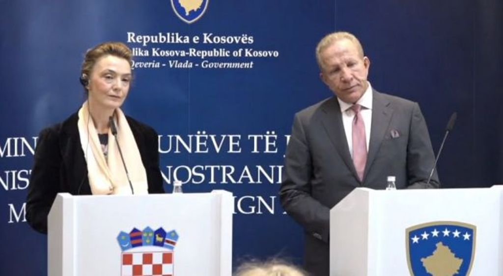 Buric: Dialogue between Kosovo and Serbia shouldn't have existed in the first place