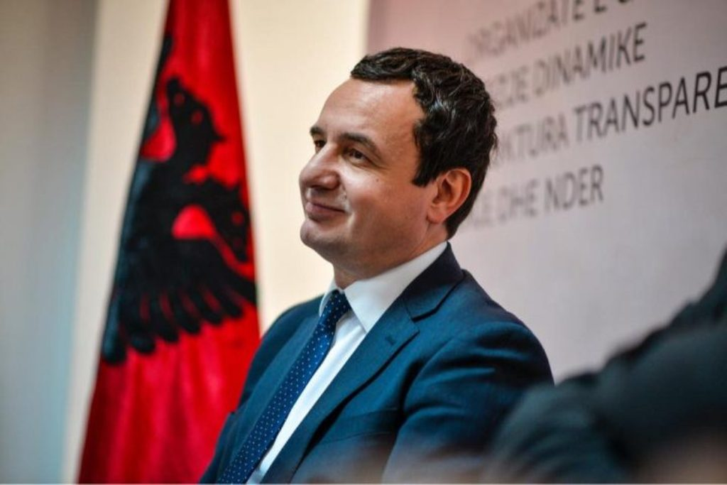 Corruption first, then demarcation, says Self Determination leader