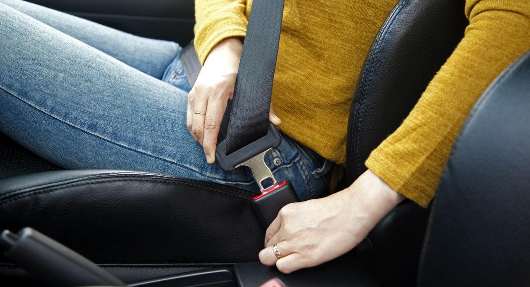 Bulgaria participates in the EU 'seat belt' campaign