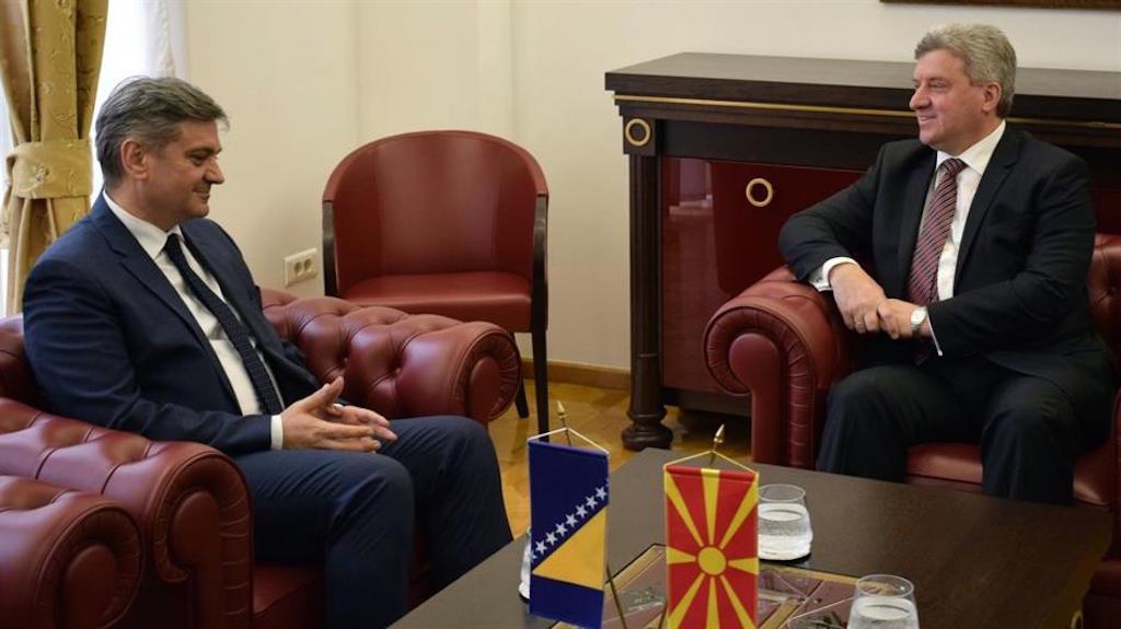 EU-NATO integration topped agenda atIvanov-Zvizdić meeting
