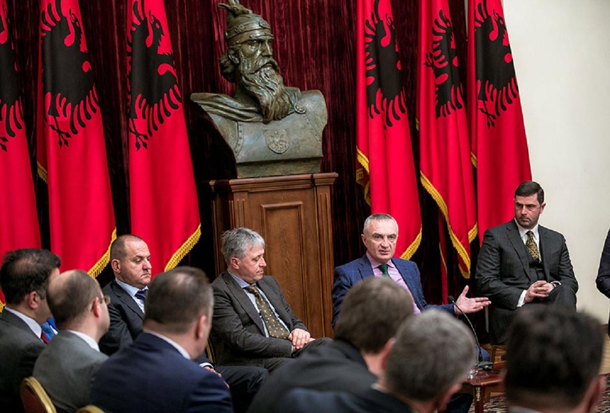 Let us promote Albanian brands, says president Meta