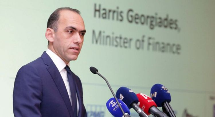 Cypriot FinMin at theEurogroup-ECOFIN meetings