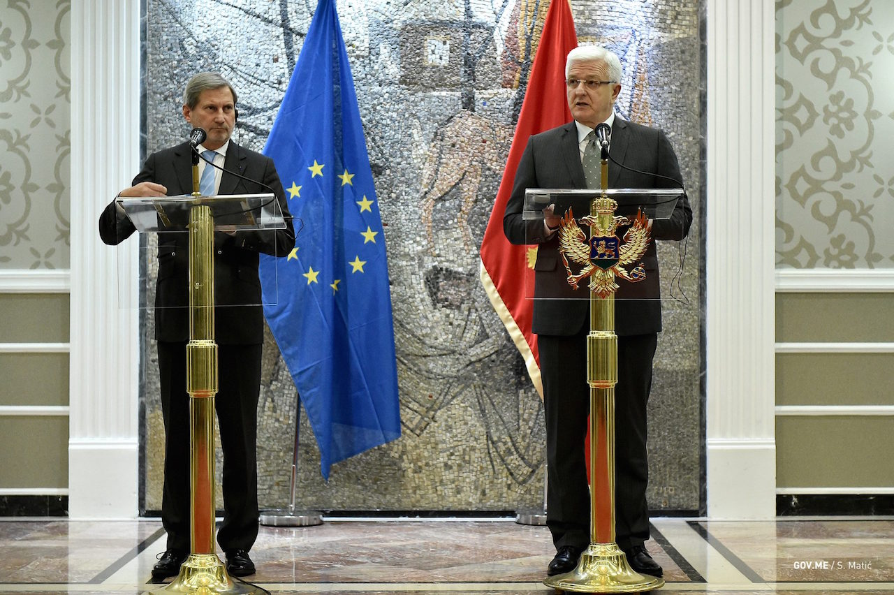 Marković: 'Montenegro is already acting as a member in many aspects'