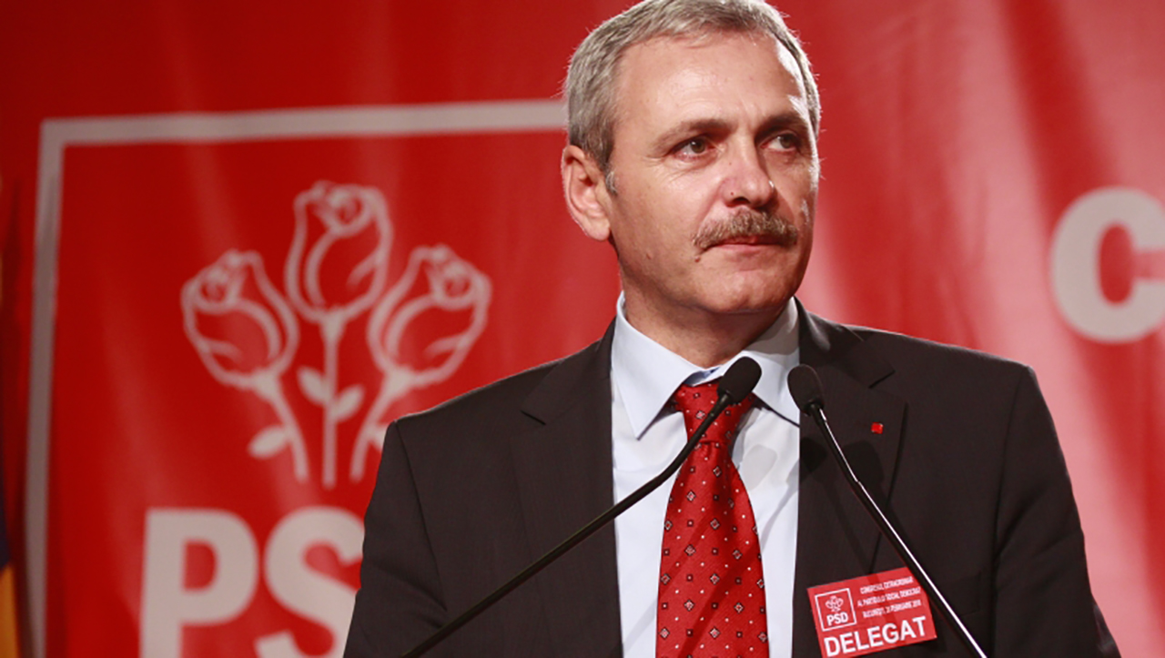 Romania' Liviu Dragnea: Strong as ever? – Social Dems' annual congress