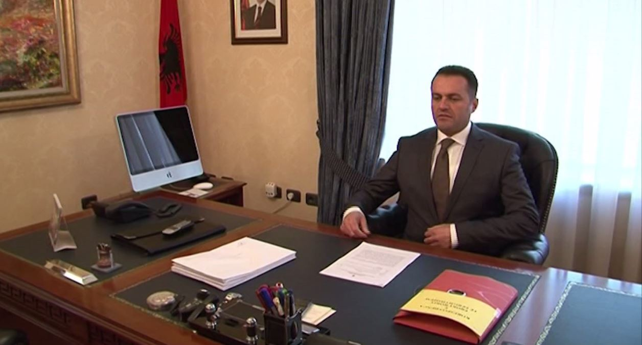 Former Albanian Attorney General exempted 15 years from the judicial system