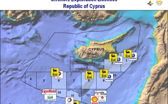 Cyprus has the right to use the resources within its EEZ, State Department official says